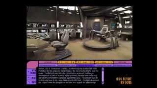 Star Trek Captain's Chair On Windows 7
