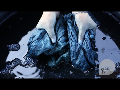 Making the blues: Hong Kong indigo dye workshop brings traditional craft to you