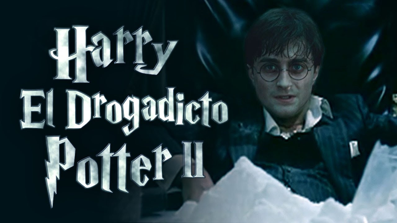EL BANANERO - TRAILERAZO 6 - HARRY 'EL DROGADICTO' POTTER