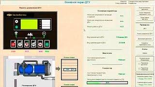 видео автоматизация и диспетчеризация инженерных систем