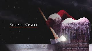 Dark Christmas Music - Silent Night | He Knows When You Are Sleeping