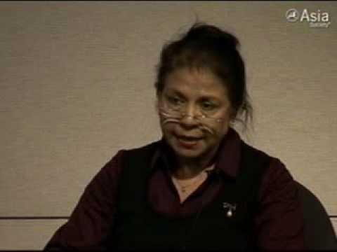 Economic Inequalities and Pakistan's Identity Crisis (Farzana Shaikh at Asia Society)