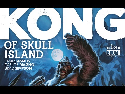 Kong of Skull Island Comic Review, Issue 1