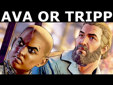 Save Tripp Or Save Ava - Alternative Choices - The Walking Dead Episode 4: Thicker Than Water