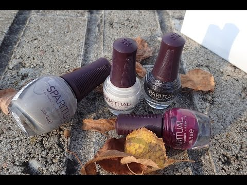 SpaRitual podzimní kolekce Feminine 2016