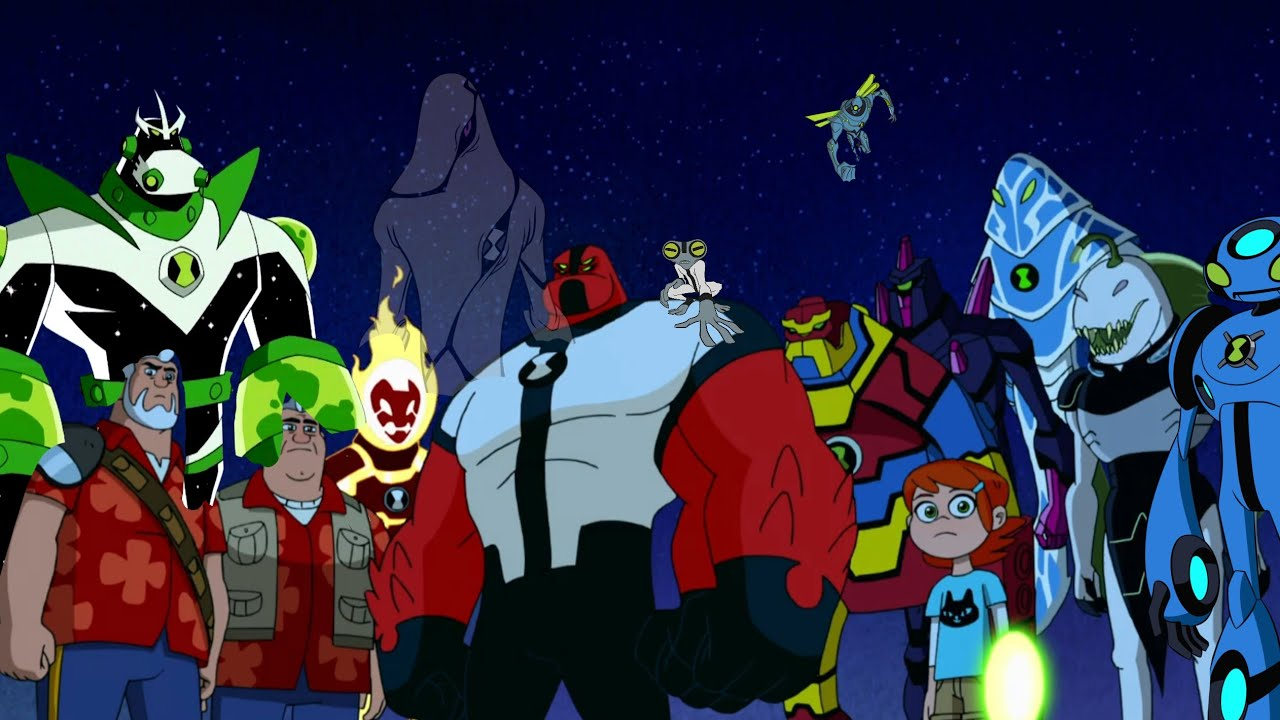 Download How we all wanted Ben 10 Alien X-Tinction To end.....