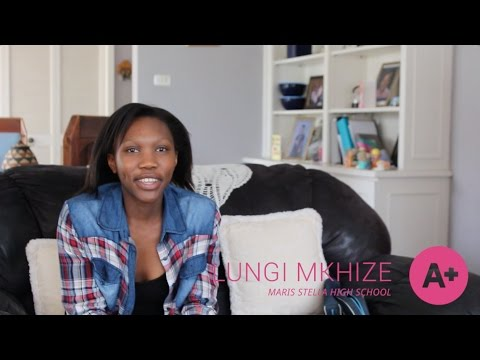 NBT test - My Journey by Lungi Mkhize with AdvantageLearn