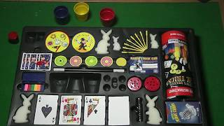 Reviewing the Marvin's Magic Kit!