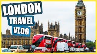A NEW ADVENTURE || London Travel Vlog!