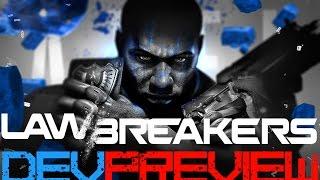 LawBreakers E3 2016 Dev Preview - Turf War in the California Keys