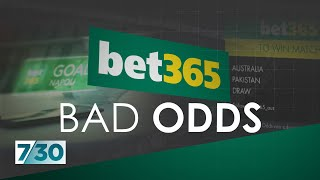 Sports betting - are the odds stacked against you? | 7.30