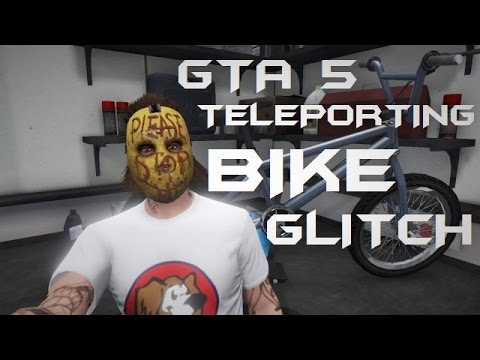 GTA 5 Crazy Teleporting Glitch!