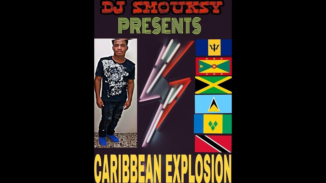 Grenada Soca 2018 Mix (Caribbean Explosion) TOP CARIBBEAN SOCA SONGS 2018