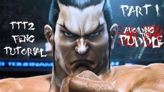 TTT2 - Feng tutorial part 1 - Intro, Stances, and Punishers Mp3