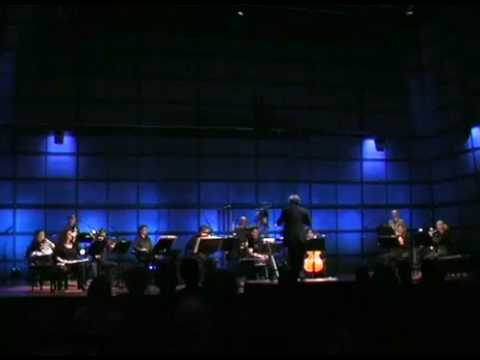Valerio Sannicandro - Ius Lucis (2006/2007) for two ensembles in two theatres