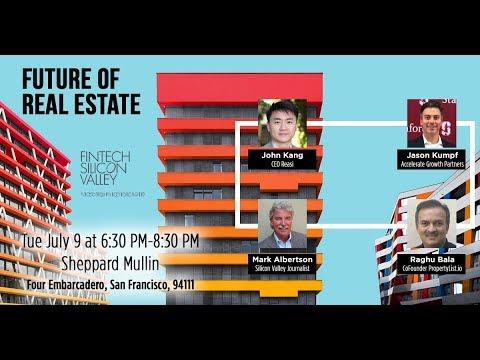 Future of Real Estate panel #futurerealestate