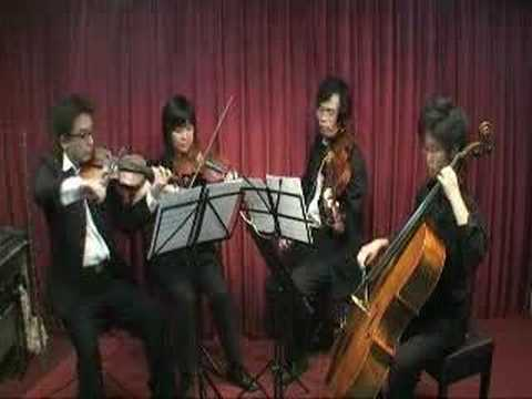 Pachelbel Canon in D major String Quartet George Winston Wedding Band HK Hong Kong