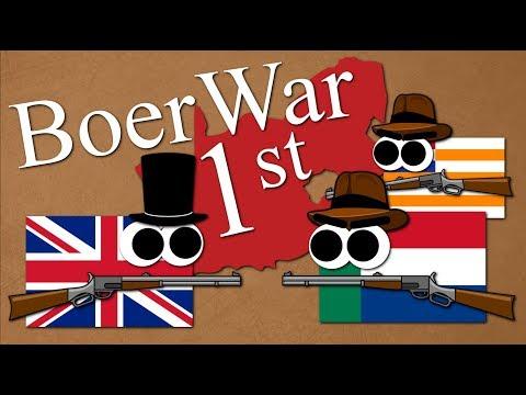 The First Boer War: Transvaal's Rebellion