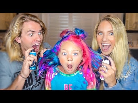 We pranked Everleigh again...
