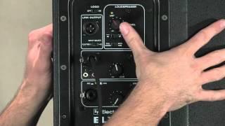 Electro-Voice Live X tutorial