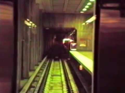 RIDE THE TRAIN:  ATLANTA  1984, part 1