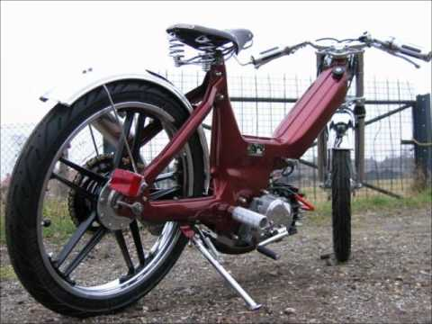 Moped puch 10