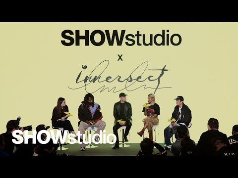 Panel Discussion at Edison Chen's INNERSECT: Collaboration in Fashion