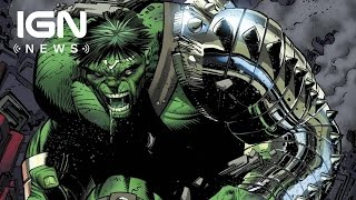 Thor: Ragnarok Might Be a Planet Hulk Mash-Up - IGN News