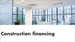 Construction Financing - Building Your Own Home