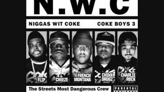 French Montana feat. Chinx Drugz - 100 (Coke Boys 3) HD Download 2012