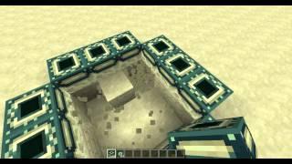 Как сделать портал в Энд в игре Minecraft(, 2014-01-20T08:30:59.000Z)
