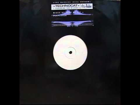 Technocat Featuring Tom Wilson - Technocat (Tony De Vit Mix)