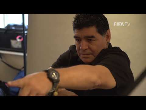Interview Day at The Best FIFA Football Awards 2017 (EXCLUSIVE)