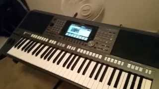 Testing YAMAHA PSR S970 LAO AND THAI STYLES! questions? call me 510-213-3315