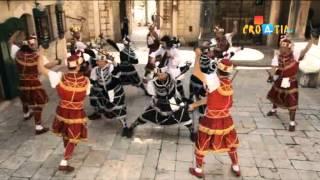 Moreška dancers - Saber Dance