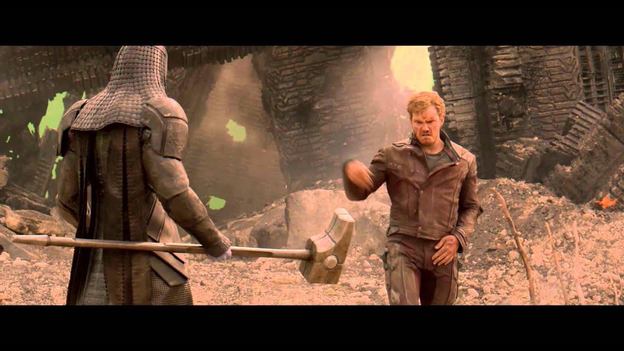 Les Gardiens de la Galaxie – Extrait Bonus - Bêtisier : Danse en Off