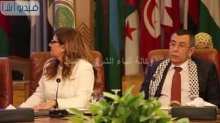"""بالفيديو : جامعة الدول العربية تقيم احتفالية  """" يوم فى القدس """""""