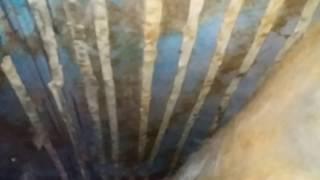 снятие потолка на ваз классика
