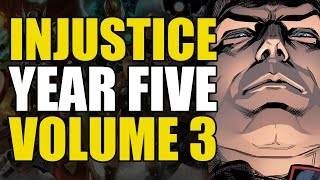 The Death of... (Injustice Gods Among Us: Year Five Volume 3) thumbnail