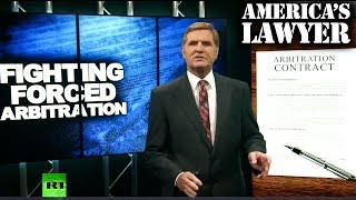 Corporate America's New Way To Steal From You: ARBITRATION Free HD Video