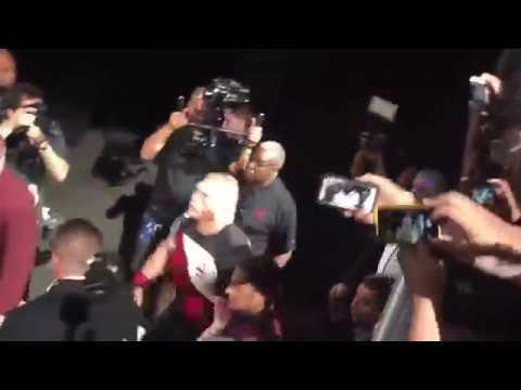 Brock Lesnar Walkout With WWE Theme (UFC 200)