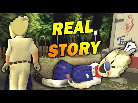 Real Story Of ICE SCREAM Horror Neighborhood Rod - Android Game Full Real Life Story in Hindi Urdu
