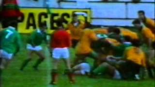 1992 - Connacht v Australia - Test Match
