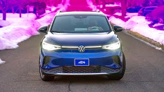 The ID 4 is VW's electric SUV for the masses
