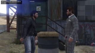 Gta 5 criminal enterprise Gameplay Funny moments with Splash Dome