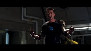 Iron Man 3: AC/DC - Shoot to Thrill [Music Video] | HD