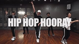 Gambar cover Naughty By Nature - Hip Hop Hooray / Somme choreography