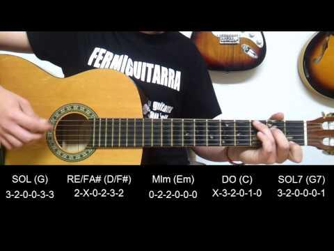 Como Tocar When It's Time de Green Day en Guitarra - Tutorial COMPLETO y FÁCIL - FermiGuitarra