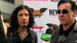 RAMMSTEIN Black Carpet Interview