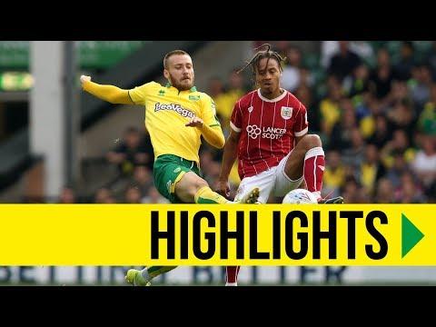 HIGHLIGHTS: Norwich City 0-0 Bristol City